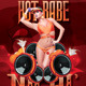 Muy Caliente Hot Babe Party In Music Club - GraphicRiver Item for Sale