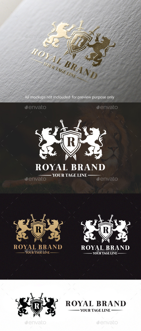 GraphicRiver Royal Brand 9459382