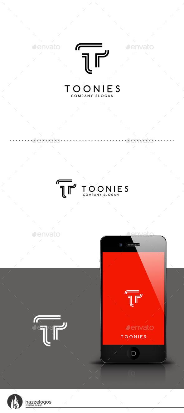 GraphicRiver Toonies Logo 9459802