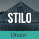 Stilo - One Page Drupal Theme - ThemeForest Item for Sale