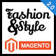 Ves Fashion Responsive Magento Theme - ThemeForest Item for Sale