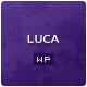 Luca - Premium Wordpress Theme - ThemeForest Item for Sale
