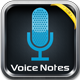 Voice Notes V.1.0 - CodeCanyon Item for Sale