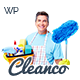 Cleanco - Cleaning Company Wordpress Theme - ThemeForest Item for Sale