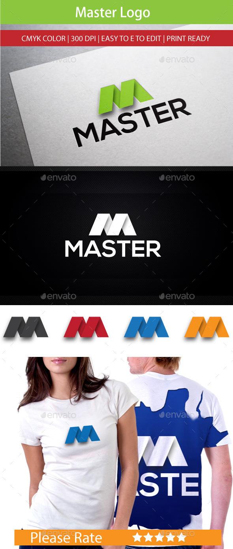 Master Logo Letters