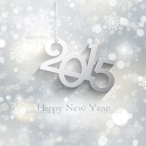 GraphicRiver Happy New Year Background 9461730
