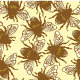 Vintage  Bumble Bee Pattern - GraphicRiver Item for Sale