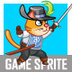 Mus-cat-eer Game Sprite - GraphicRiver Item for Sale