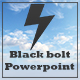 Blackbolt Powerpoint Template - GraphicRiver Item for Sale