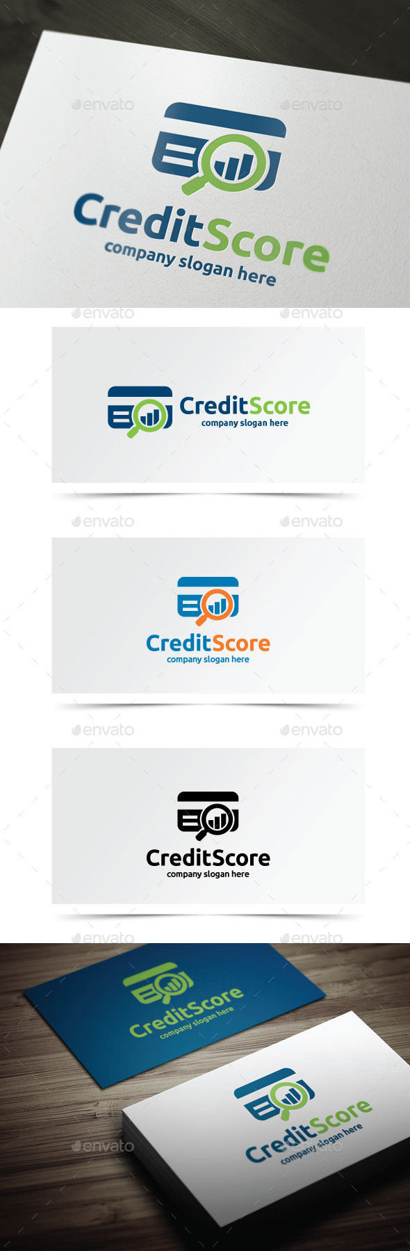 GraphicRiver Credit Score 9464828