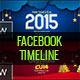 Christmas and New Year facebook Timeline - GraphicRiver Item for Sale
