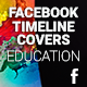 Facebook Timeline Covers - Education - GraphicRiver Item for Sale