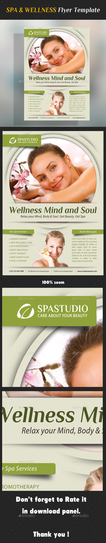 GraphicRiver Spa Studio Flyer 31 9465532