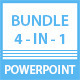Business Bundle 4 in 1 - GraphicRiver Item for Sale