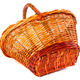 Empty wicker basket - PhotoDune Item for Sale