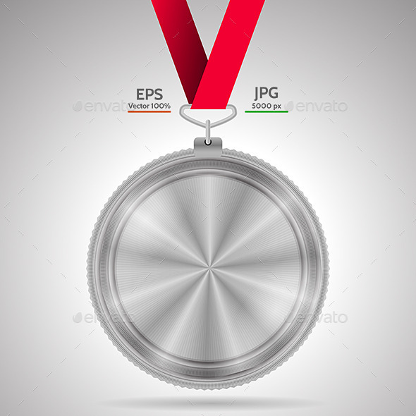 GraphicRiver Silver Medal 9467662