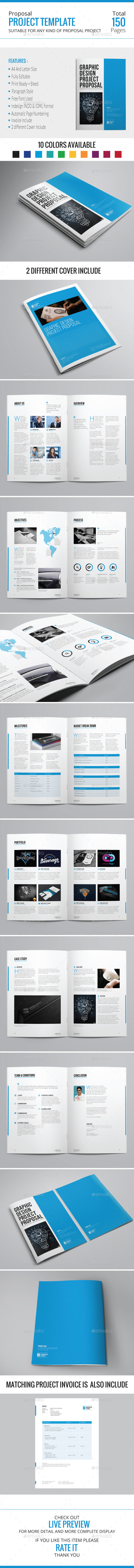 GraphicRiver Proposal & Invoice Template 9467925