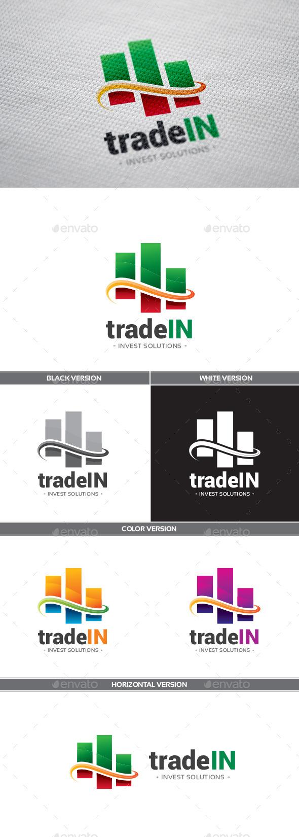 GraphicRiver TradeIn Logo 9468120