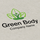 Green Body V2 Logo - GraphicRiver Item for Sale