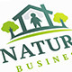 Nature House Logo - GraphicRiver Item for Sale