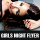 Girls Night Flyer - GraphicRiver Item for Sale