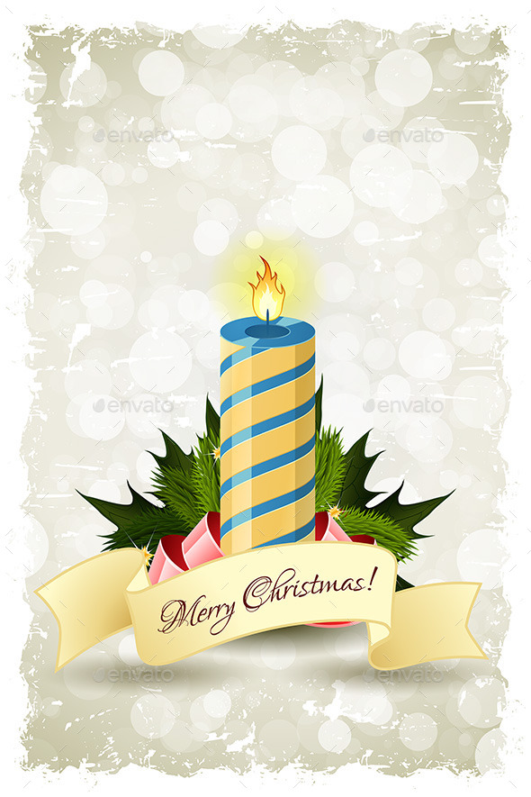 GraphicRiver Christmas Greeting Card 9469788