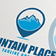 Mountain Place Logo - GraphicRiver Item for Sale