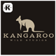 kangaroo Team Logo - GraphicRiver Item for Sale