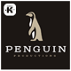 Penguin Team Logo - GraphicRiver Item for Sale