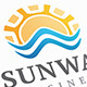 Sun Wave Logo - GraphicRiver Item for Sale