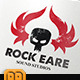 Rock Ear Sound Studio - GraphicRiver Item for Sale