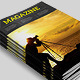 Magazine Template - InDesign - GraphicRiver Item for Sale