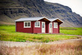 Typical Holiday House at North Iceland - PhotoDune Item for Sale