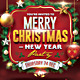 Christmas & New Year Flyer - GraphicRiver Item for Sale