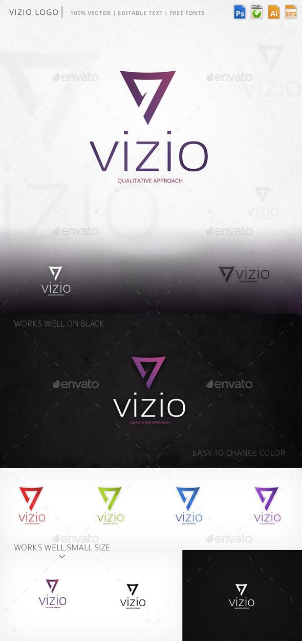 GraphicRiver Vizio Logo 9444731