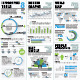 Infographic Tools 8 Business Elements Recolored - GraphicRiver Item for Sale