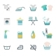 Laundry Symbols - GraphicRiver Item for Sale