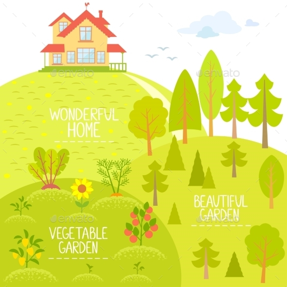 GraphicRiver Home and Garden 9473380