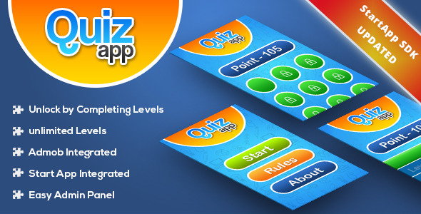 Quiz App - CodeCanyon Item for Sale