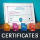 Modern Multipurpose Certificates - GraphicRiver Item for Sale