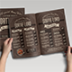 Cafe & Restaurant Menu Pack 03 - GraphicRiver Item for Sale