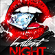 Brilliant Night Flyer - GraphicRiver Item for Sale