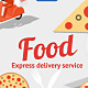 Food Delivery - VideoHive Item for Sale