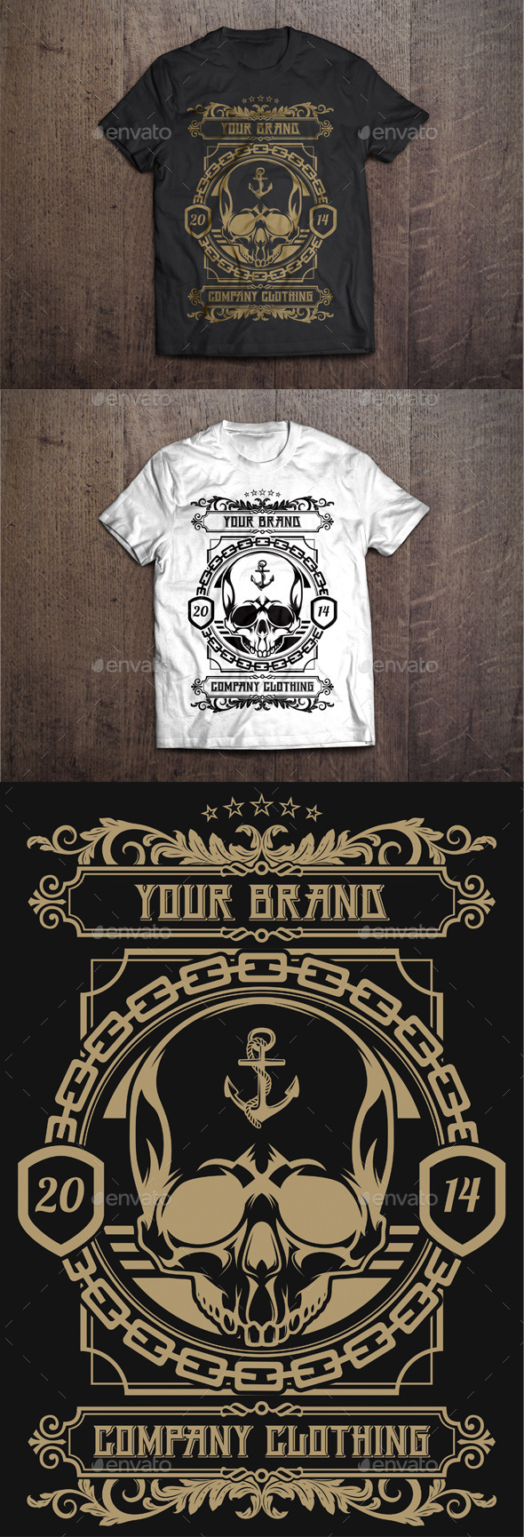 GraphicRiver T-Shirt Illustration #5 9475040