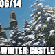 Winter Snow Fantasy Castle 06 - VideoHive Item for Sale