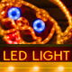 Christmas LED Light Rope Photoshop Action - GraphicRiver Item for Sale