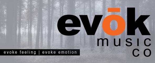 Evok homepage