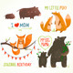 Cartoon Forest Animals  - GraphicRiver Item for Sale