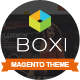 Boxi Responsive Magento Theme - ThemeForest Item for Sale