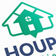 House Point Logo - GraphicRiver Item for Sale